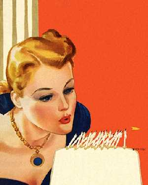Y'a de l'anniversaire dans l'air!!!